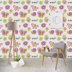 Butterflies Wallpaper & Surface Covering
