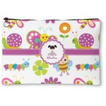 Butterflies Zipper Pouch (Personalized)