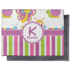 Butterflies & Stripes Microfiber Screen Cleaner (Personalized)
