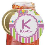 Butterflies & Stripes Jar Opener (Personalized)