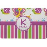 Butterflies & Stripes Comfort Mat (Personalized)
