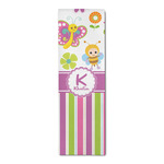 Butterflies & Stripes Runner Rug - 3.66'x8' (Personalized)