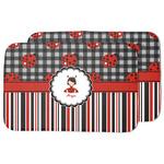 Ladybugs & Stripes Dish Drying Mat (Personalized)