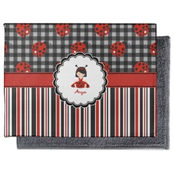Ladybugs & Stripes Microfiber Screen Cleaner (Personalized)
