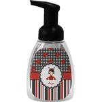 Ladybugs & Stripes Foam Soap Dispenser (Personalized)