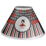Ladybugs & Stripes Coolie Lamp Shade (Personalized)