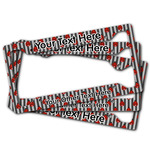 Ladybugs & Stripes License Plate Frame (Personalized)