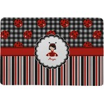 Ladybugs & Stripes Comfort Mat (Personalized)