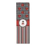 Ladybugs & Stripes Runner Rug - 3.66'x8' (Personalized)