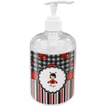 Ladybugs & Stripes Soap / Lotion Dispenser (Personalized)