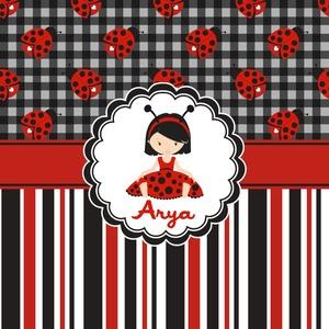 Ladybugs & Stripes
