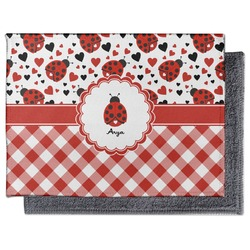 Ladybugs & Gingham Microfiber Screen Cleaner (Personalized)