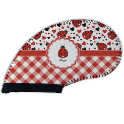 Ladybugs & Gingham Golf Club Cover (Personalized)