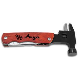 Ladybugs & Gingham Hammer Multi-Tool (Personalized)
