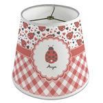 Ladybugs & Gingham Empire Lamp Shade (Personalized)