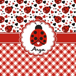 Ladybugs & Gingham