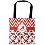 Ladybugs & Chevron Auto Back Seat Organizer Bag (Personalized)