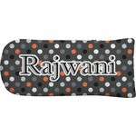 Gray Dots Putter Cover (Personalized)