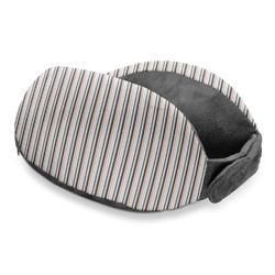 Gray Stripes Travel Neck Pillow