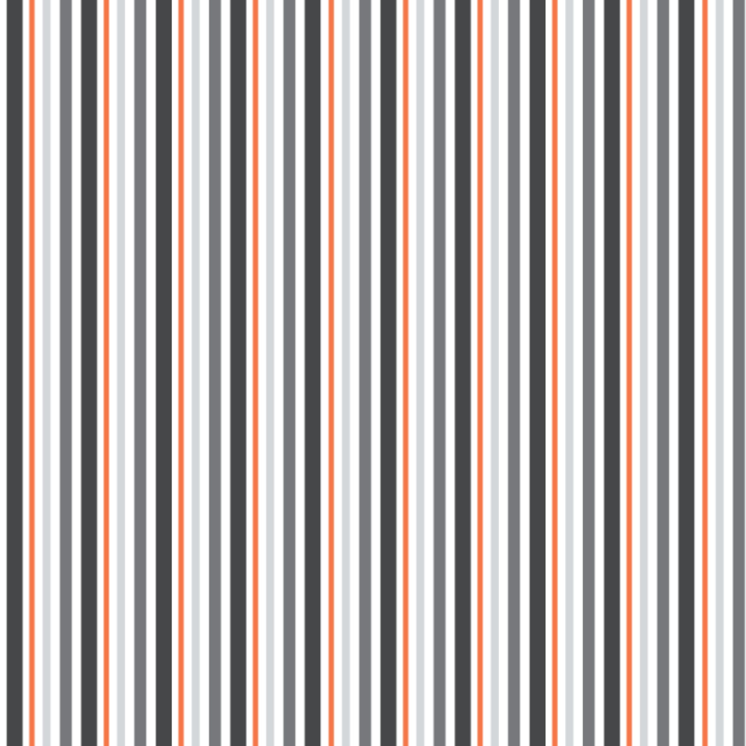 Gray Stripes Wallpaper & Surface Covering - You Customize It