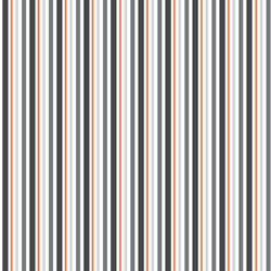 """Gray Stripes Wallpaper & Surface Covering (Peel & Stick 24""""x 24"""" Sample)"""