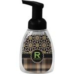 Moroccan Mosaic & Plaid Foam Soap Dispenser (Personalized)