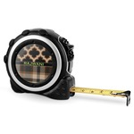 Moroccan & Plaid Tape Measure - 16 Ft (Personalized)