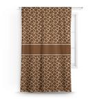 Giraffe Print Curtain (Personalized)