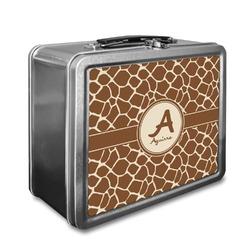 Giraffe Print Lunch Box (Personalized)