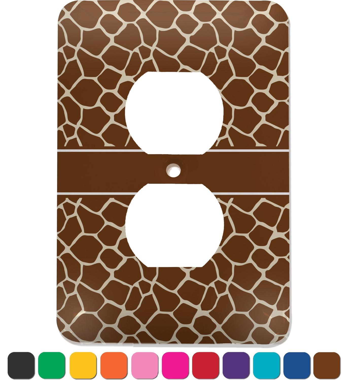 how to make giraffe print