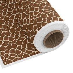 Giraffe Print Custom Fabric by the Yard (Personalized)