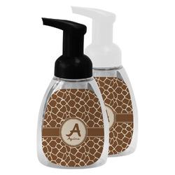Giraffe Print Foam Soap Bottle (Personalized)