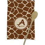 Giraffe Print Kitchen Towel - Full Print (Personalized)