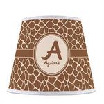 Giraffe Print Empire Lamp Shade (Personalized)