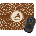Giraffe Print Mouse Pads (Personalized)
