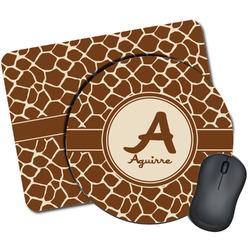 Giraffe Print Mouse Pads (Personalized)