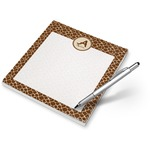 Giraffe Print Notepad (Personalized)