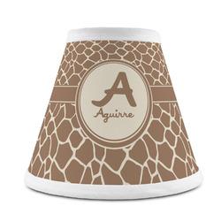 Giraffe Print Chandelier Lamp Shade (Personalized)