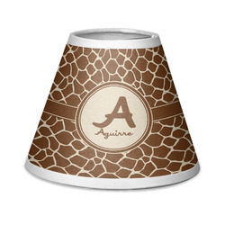Giraffe Print Chandelier Lamp Shade (Personalized)