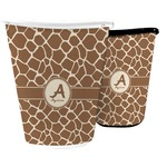 Giraffe Print Waste Basket (Personalized)