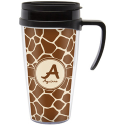 Personalized Travel Mugs with Handle - YouCustomizeIt