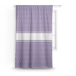 Greek Key Curtain (Personalized)