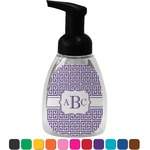 Greek Key Foam Soap Dispenser (Personalized)