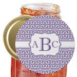 Greek Key Jar Opener (Personalized)
