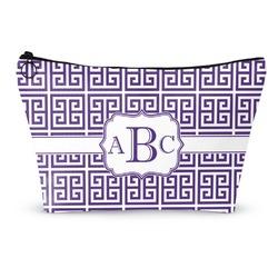 Greek Key Makeup Bags (Personalized)
