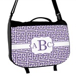 Greek Key Messenger Bag (Personalized)