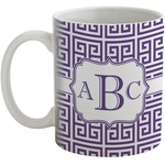 Greek Key Coffee Mug (Personalized)