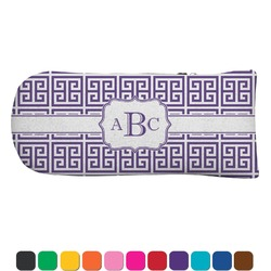 Greek Key Putter Cover (Personalized)