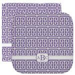Greek Key Facecloth / Wash Cloth (Personalized)