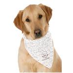 Master Chef Dog Bandana Scarf w/ Name or Text